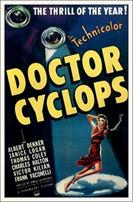 DOCTOR CYCLOPS DR CYCLOPS movie poster