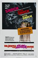 DR JEKYLL AND SISTER HYDE movie poster