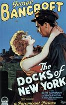 Docks of New York The 1928 movie poster