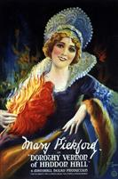 Dorothy Vernon of Haddon Hall 1924 movie poster
