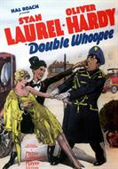 Double Whoopee 1929 movie poster