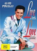 Elvis Presley Live a Little Love a Little