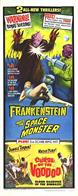 FRANKENSTEIN-MEETS-THE-SPACE-MONSTER-and-CURSE-OF-THE-VOODOO-movie-poster