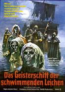 GHOST SHIPS OF THE BLIND DEAD movie poster