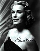 GRACE KELLY Autograph