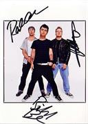 GREEN DAY Autograph