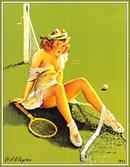 Gil Elvgren Pin-Up Art 109