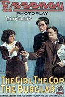 Girl The Cop The Burglar The 1914 movie poster
