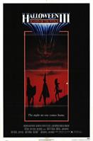 HALLOWEEN III SEASON OF THE WITCH movie poster