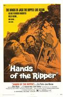 HANDS OF THE RIPPER movie poster