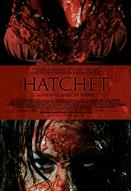 HATCHET movie poster