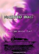 HAUNTED BOAT movie poster