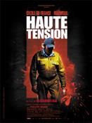 HAUTE TENSION SWITCHBLADE ROMANCE movie poster