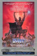 HEAVY METAL movie poster