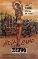 HELL CAMP movie poster