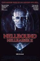 HELL BOUND HELL RAISER II movie poster
