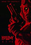 HELLBOY TEASER 2 movie poster