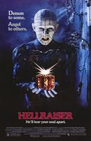 HELLRAISER movie poster