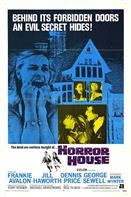 HORROR HOUSE movie poster