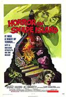 HORROR ON SNAPE ISLAND movie poster