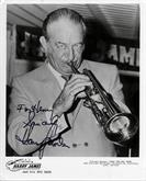Harry James Autograph