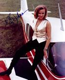 Honor Blackman Autograph