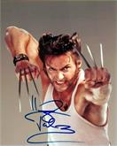 Hugh Jackman AMAZING as Wolverine Autograph
