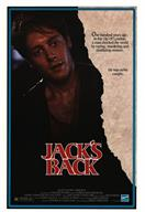 JACKS BACK movie poster