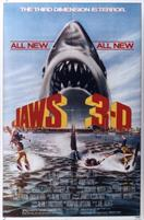 JAWS 3D movie-poster