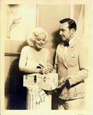 JEAN HARLOW Autograph