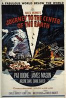 JOURNEY TO THE CENTRE OF THE EARTH movie poster