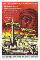 JOURNEY TO THE SEVENTH PLANET movie poster