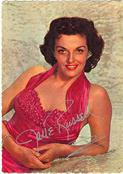 Jane Russell Autograph