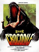 KILLER CROCODILE movie poster