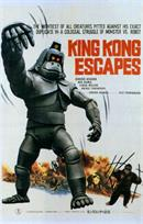 KING KONG ESCAPES