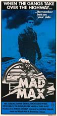 MAD MAX 3 movie poster