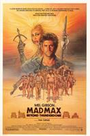 MAD MAX BEYOND THUNDERDOME movie poster