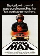 MAD MAX movie poster