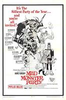 MAD MONSTER PARTY movie poster
