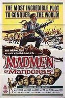 MADMEN OF MANDORAS THEY SAVED HITLERS BRAIN movie poster