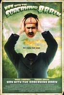 MAN WITH THE SCREAMING BRAIN movie poster