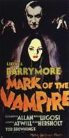 MARK OF THE VAMPIRE movie poster
