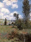 MONET-Claude-1880-Path-in-the-Ile-Saint-Martin