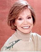 Mary Tyler Moore Autograph