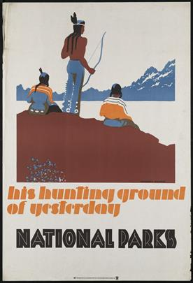 National_Parks_His_Hunting_Ground