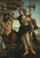 Pallas and the centaur EUR
