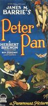 Peter Pan 1924 movie poster