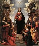 Piero_di_Cosimo_Immaculate_Conception_with_Saints_c1505