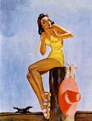 Pin-Up Art Gallery 080
