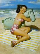 Pin-Up Art Gallery 089